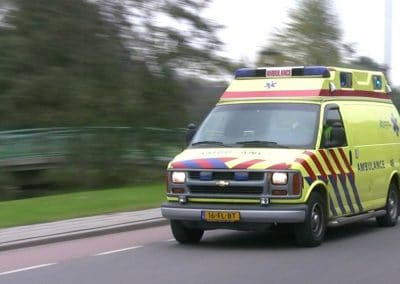 Ambulancedienst RAV Ijsselland en Oost