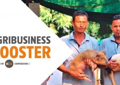 Agribusiness Booster