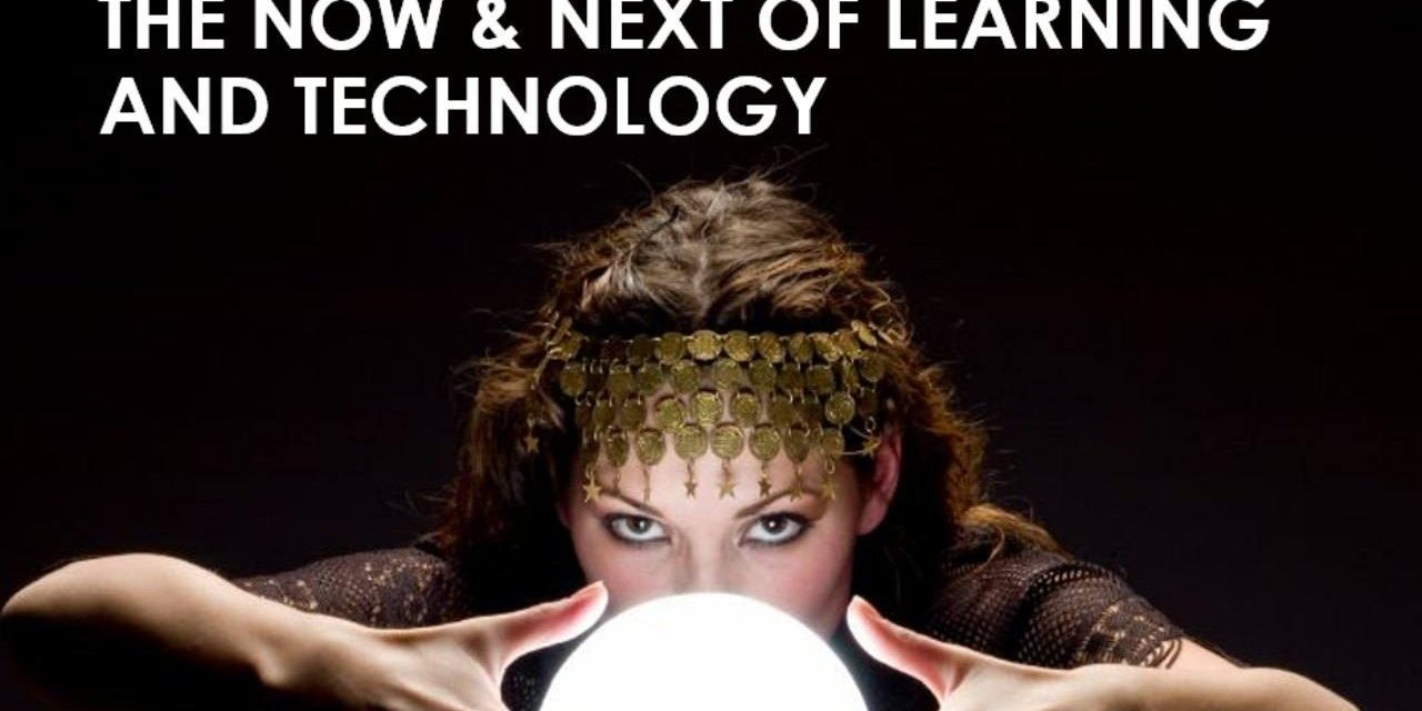 Liveblog from #LT15UK: Learning, Technology and the future…