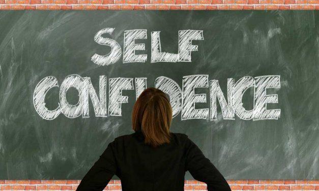 Opbouwen van (zelf) vertrouwen online