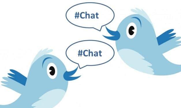 Tweets vliegen door je tijdlijn. Tips voor faciliteren van een twitterchat