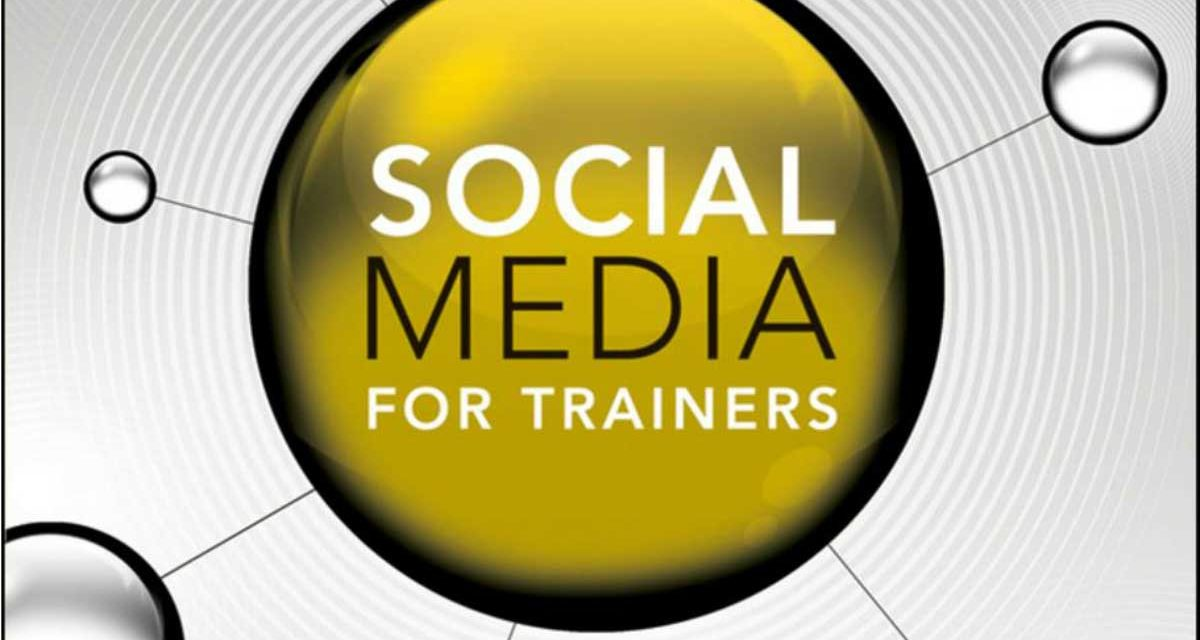 Boekrecensie: Social Media for Trainers